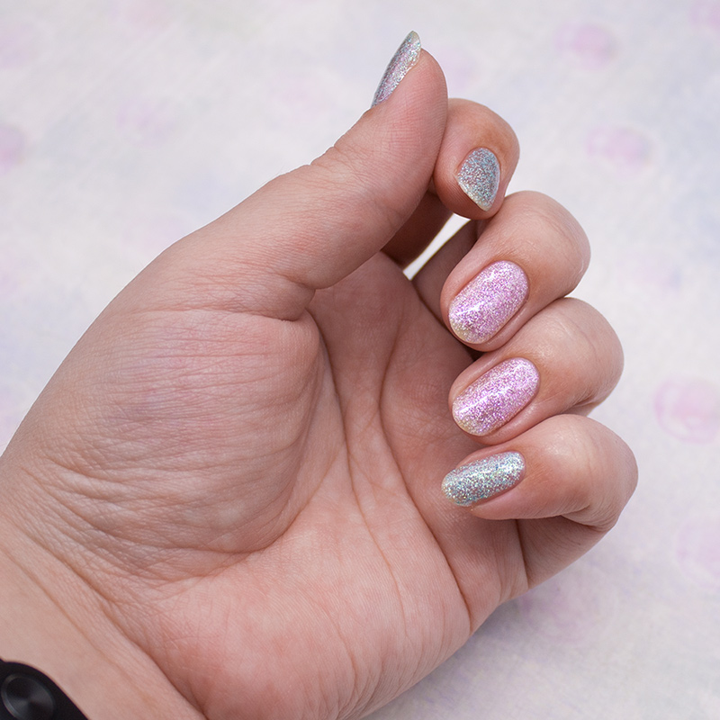naillook - starlight, naillook - twinky pinky