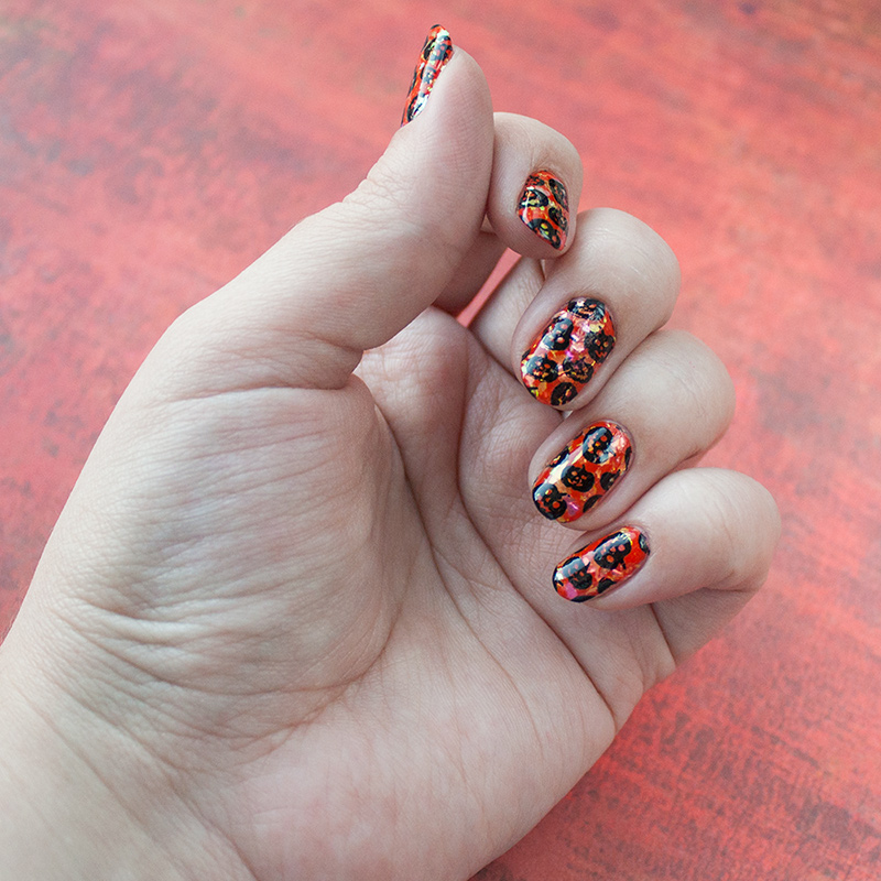 jessica - orange you glad to see me, слюда с али, dance legend stamping polish - black, born pretty - BP-L057