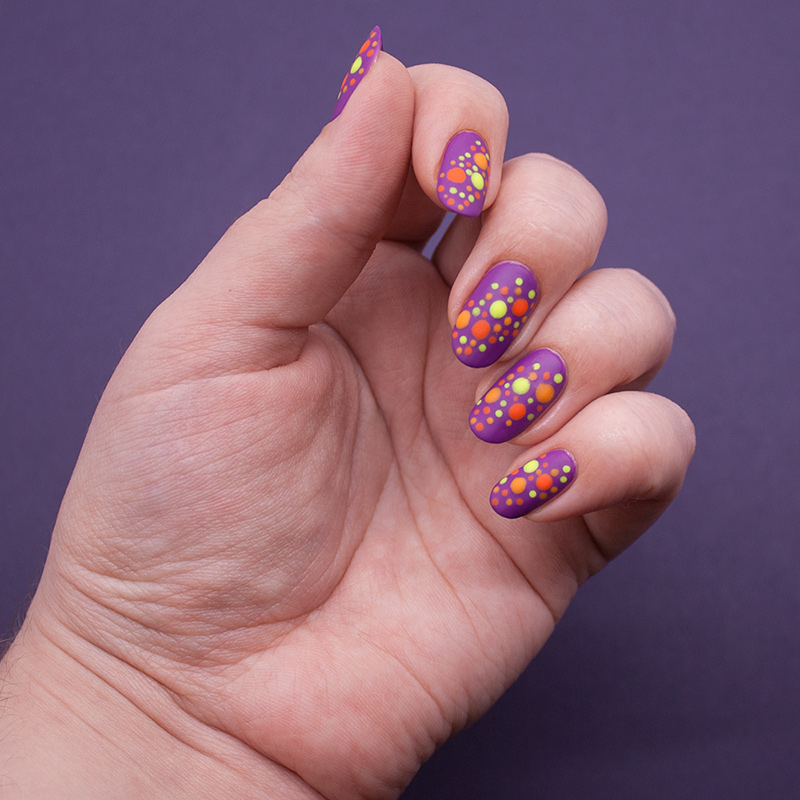 orly - be daring, orly - life's a beach, orly - tropical pop, orly - road trippin, матовый топ